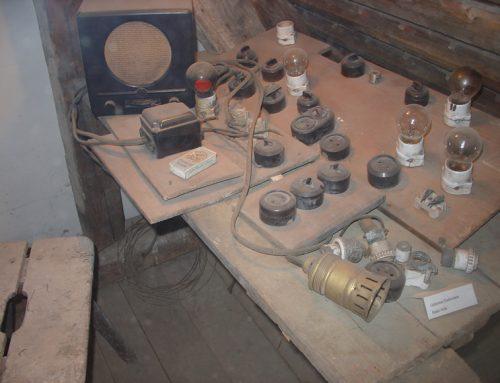 Verborgen kamer met radio ontdekt in kasteel Colditz
